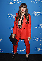 LOS ANGELES, CA - MAY 31: Nadine Crocker attends the 'American Woman' premiere party at Chateau Marmont on May 31, 2018 in Los Angeles, California.<br /> CAP/ROT/TM<br /> &copy;TM/ROT/Capital Pictures