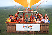 20100329 MARCH 29 CAIRNS HOT AIR BALLOONING