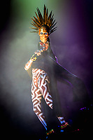 AUG 06 Grace Jones at Wilderness Festival