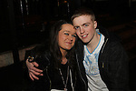 Jenny Jackson and Jamie McMahon in McPhails...Photo NEWSFILE/Jenny Matthews..(Photo credit should read Jenny Matthews/NEWSFILE)