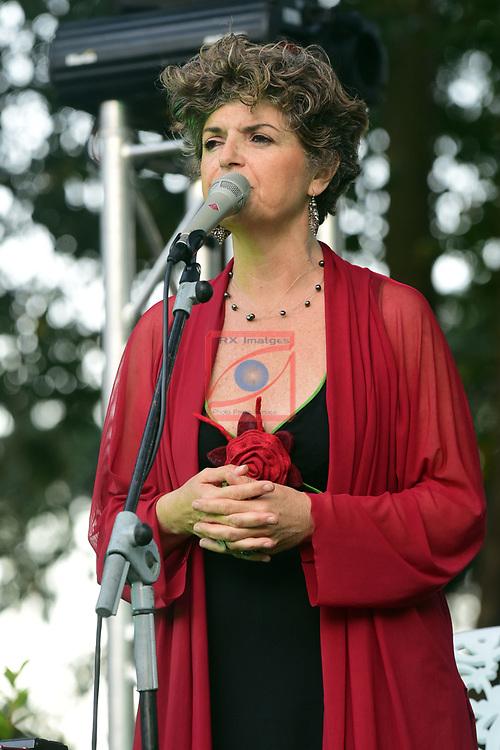 Festival de Musica de Barcelona.<br /> Festival Jardins de Pedralbes 2017.<br /> Mariona Sagarra - Deixa'm tornar-te a dir.