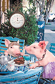 Samantha, ANIMALS, REALISTISCHE TIERE, ANIMALES REALISTICOS, funny, photos+++++Cafe Oink master,AUKP37,#a#