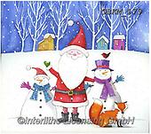 Kate, CHRISTMAS SANTA, SNOWMAN, WEIHNACHTSMÄNNER, SCHNEEMÄNNER, PAPÁ NOEL, MUÑECOS DE NIEVE, paintings+++++Christmas page 60,GBKM179,#x#
