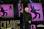 Sep 12, 2010: TOM JONES - Elvis Forever Tribute Concert - Hyde Park London