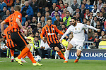 Real Madrid´s Isco during Champions League soccer match between Real Madrid and Shakhtar Donetsk at Santiago Bernabeu stadium in Madrid, Spain. Spetember 15, 2015. (ALTERPHOTOS/Victor Blanco)