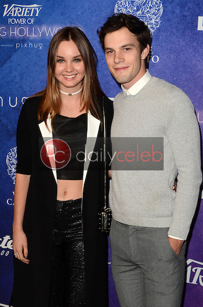 Liana Liberato<br /> at the Variety Power of Young Hollywood Event, Neuehouse, Hollywood, CA 08-16-16<br /> David Edwards/DailyCeleb.com 818-249-4998