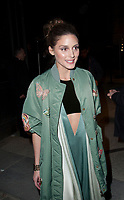 January 24 2018 PARIS FRANCE<br /> The Valentino Show at the Paris Fashion Week Spring Summer 2018. Olivia Palermo<br /> is present.