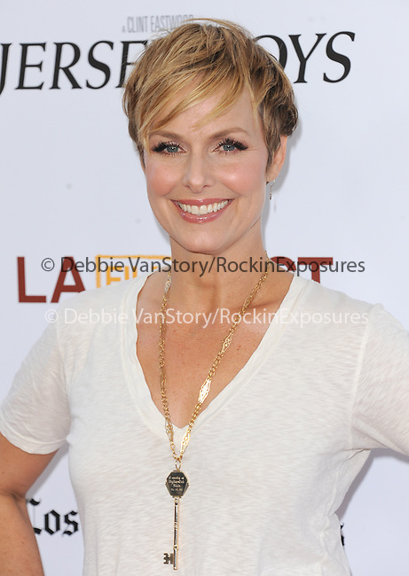 """Melora Hardin attends The Los Angeles Film Festival 2014 Closing Night Premiere of Warner bros. Pictures """"Jersey Boys"""" held at The Regal Cinemas L.A. Live in Los Angeles, California on June 19,2014                                                                               © 2014 Hollywood Press Agency"""