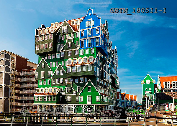 Tom Mackie, LANDSCAPES, LANDSCHAFTEN, PAISAJES, photos,+Dutch, Europa, Europe, European, Holland, Netherlands, Stacked Houses Hotel, Tom Mackie, architecture, architecturegallery, b+lue, building, buildings, color, colorful, colourful, contemporary, green, horizontal, horizontals, hotel, hotels, modern arc+hitecture, pattern, patterns, reflection, reflections, tourist attraction, unusual,Dutch, Europa, Europe, European, Holland,+Netherlands, Stacked Houses Hotel, Tom Mackie, architecture, architecturegallery, blue, building, buildings, color, colorful,+,GBTM180511-1,#l#, EVERYDAY