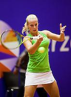 11-12-09, Rotterdam, Tennis, REAAL Tennis Masters 2009, Richel Hogenkamp
