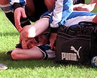Sheffield Wednesday v Tottenham 1997
