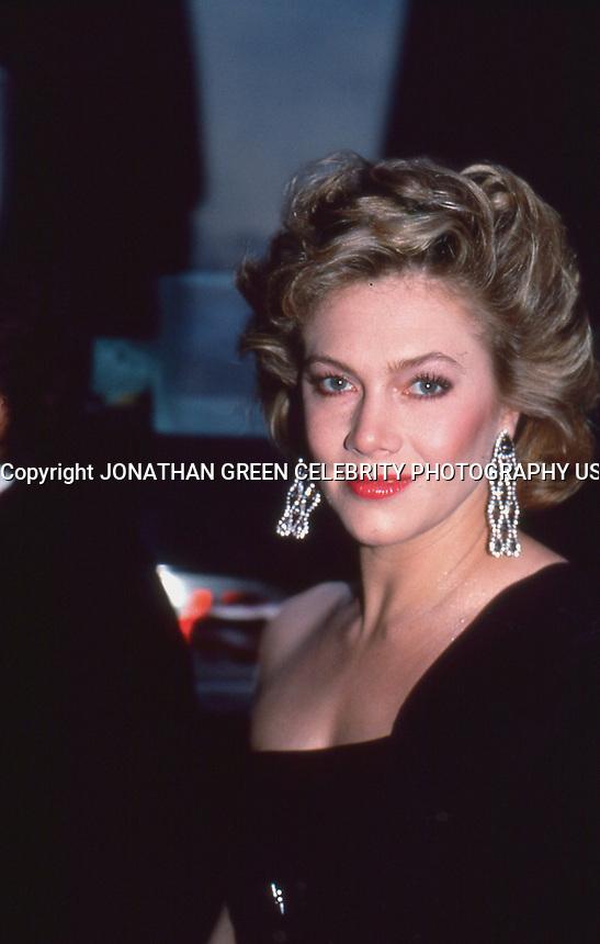 Kathleen Turner 1987 By Jonathan Green <br /> Tony Awards
