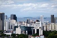 RIO DE JANEIRO,RJ, 05.01.2019 - COTIDIANO-RJ - Cenas do dia. Vista da torre do Centro Cultural Parque das Ruínas, Santa Tereza, região central do Rio de Janeiro (05) (Foto: Vanessa Ataliba/Brazil Photo Press)