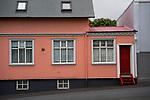 Skólavörðustígur.<br /> Reykjavik, Iceland.<br /> Photo by Thierry Gourjon.<br /> 2018