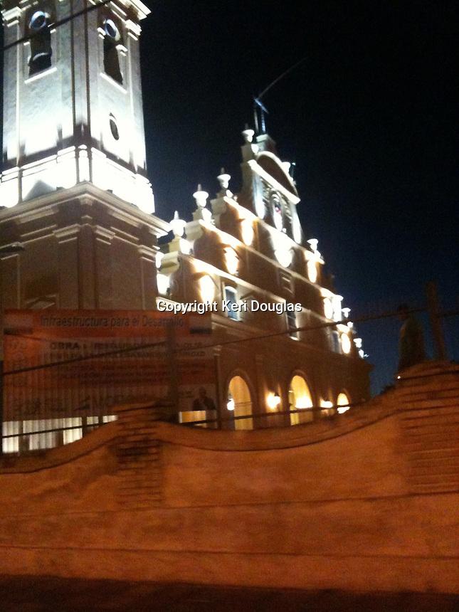 Santisima Trinidad Cathedral Church, Trinidad area of Asuncion, Paraguay