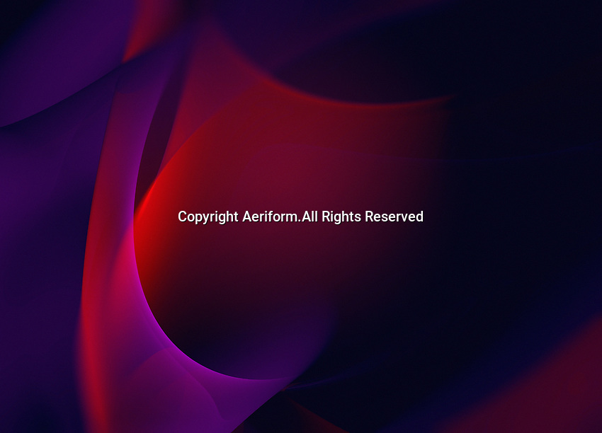 Abstract curled backgrounds pattern