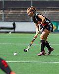 AMSTELVEEN  -  Charlotte Adegeest (A'dam) .  Hoofdklasse hockey dames ,competitie, dames, Amsterdam-Groningen (9-0) .     COPYRIGHT KOEN SUYK