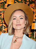 PACIFIC PALISADES, CA - OCTOBER 06: Olivia Wilde arrives at the 9th Annual Veuve Clicquot Polo Classic Los Angeles at Will Rogers State Historic Park on October 6, 2018 in Pacific Palisades, California.<br /> CAP/ROT/TM<br /> &copy;TM/ROT/Capital Pictures