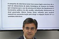 21.08.2018 - Doria apresenta processo eleitoral para o Governo do Estado em SP