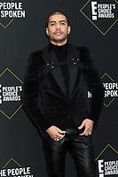 LOS ANGELES - NOV 10:  RIck Gonzalez at the 2019 People's Choice Awards at Barker Hanger on November 10, 2019 in Santa Monica, CA