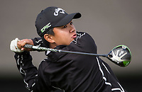 Hiroki Miya during the New Zealand Amateur Golf Championship at Russley Golf Course, Christchurch, New Zealand. Wednesday 1 November 2017. Photo: www.bwmedia.co.nz