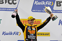 2019 British Touring Car Championship. Race 1. #3 Tom Chilton. Team Shredded Wheat Racing with Gallagher. Ford Focus RS.