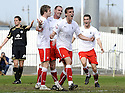 10/04/2010   Copyright  Pic : James Stewart.sct_jsp09_falkirk_v_st_mirren  .::  DARREN BARR CELEBRATES AFTER HE SCORES FALKIRK'S SECOND ::  .James Stewart Photography 19 Carronlea Drive, Falkirk. FK2 8DN      Vat Reg No. 607 6932 25.Telephone      : +44 (0)1324 570291 .Mobile              : +44 (0)7721 416997.E-mail  :  jim@jspa.co.uk.If you require further information then contact Jim Stewart on any of the numbers above.........