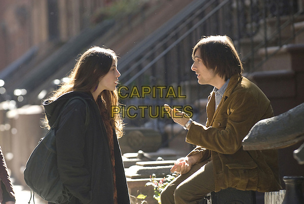 OLIVIA THIRLBY & JASON SCHWARTZMAN.in Bored to Death.*Filmstill - Editorial Use Only*.CAP/FB.Supplied by Capital Pictures.