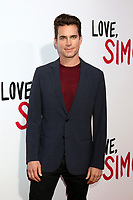 "LOS ANGELES - MAR 13:  Matt Bomer at the ""Love, Simon"" Special Screening at Westfield Century City Mall Atrium on March 13, 2018 in Century City, CA"