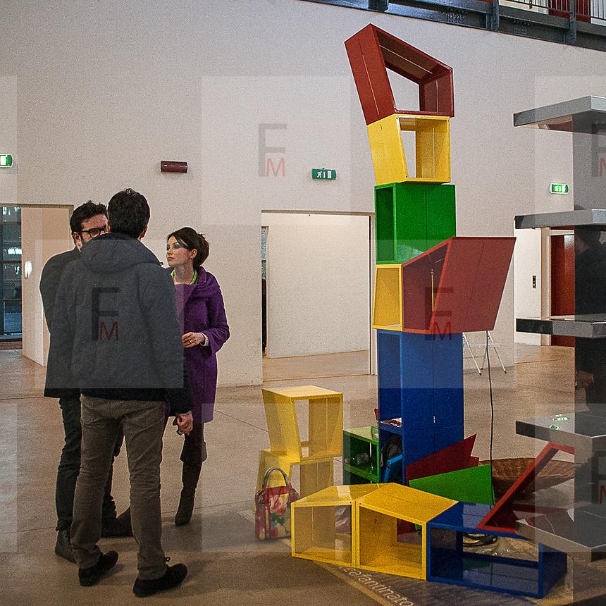 Gli Eventi del FuoriSalone 2012 alla Fabbrica del Vapore: Andrea Fantinato<br /> <br /> The events of FuoriSalone 2012 at the Fabbrica del Vapore (The Steam Factory): Andrea Fantinato