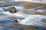 River Colors Falls