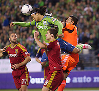 Seattle Sounders vs Real Salt Lake, November 2, 2012