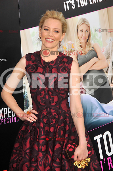 Elizabeth Banks at the What To Expect When You're Expecting premiere at Grauman's Chinese Theatre in Hollywood, California. May 14, 2012. ©mpi35/MediaPunch Inc.