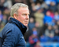 Portsmouth Manager Kenny Jackett during Portsmouth vs Shrewsbury Town, Sky Bet EFL League 1 Football at Fratton Park on 15th February 2020
