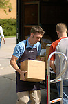 BYU Mail Services.Kael Alden-kael_yeah@yahoo.com.Abe Quiner-abe_quiner@hotmail.com..Photo by Steve Walters/BYU