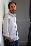 "Canadian director Denis Villeneuve poses to promote his film ""Enemy"" during the 61st San Sebastian International Film Festival in Donostia - San Sebastian on September 22, 2013, Basque Country. ( Ander Gillenea / Bostok Photo )"