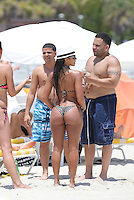 SEXY VIDA GUERRA IN MIAMI BEACHES
