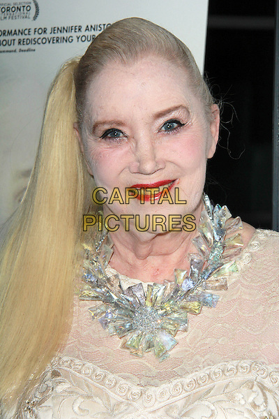 HOLLYWOOD, CA - JANUARY 14: Sally Kirkland at the &quot;Cake&quot; premiere at the Arclight in Hollywood, CA on January 14, 2015.  <br /> CAP/MPI/DC/DE<br /> &copy;DE/DC/MPI/Capital Pictures
