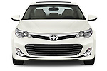 Straight front view of a 2013 Toyota Avalon XLE