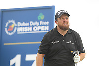 Shane Lowry (IRL) during the 3rd round of the Dubai Duty Free Irish Open, Ballyliffin Golf Club, Ballyliffin, Co Donegal, Ireland.<br /> Picture: Golffile | Thos Caffrey<br /> <br /> <br /> All photo usage must carry mandatory copyright credit (&copy; Golffile | Thos Caffrey)