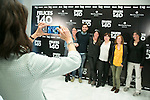 "attend the Presentation of ""Happy 140"" (Felices 140) Movie at Eurobuilding Hotel, Madrid,  Spain. April 07, 2015.(ALTERPHOTOS/)Carlos Dafonte)"