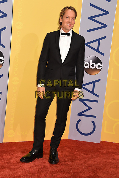 02 November 2016 - Nashville, Tennessee - Keith Urban. 50th Annual CMA Awards. Then. Now. Forever Country. 2016 CMA Awards, Country Music's Biggest Night. Arrivals held at Music City Center. <br /> CAP/ADM/LF<br /> &copy;LF/ADM/Capital Pictures