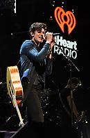 PHILADELPHIA, PA - DECEMBER 5: Shawn Mendes at Q102's iHeartRadio Jingle Ball at Wells Fargo Center in Philadelphia, Pennsylvania on December 5, 2018. <br /> CAP/MPI/JP<br /> &copy;JP/MPI/Capital Pictures
