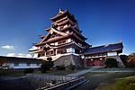 Fushimi-Momoyama or Fushimi Castle, Fushimi-jo, Azuchi–Momoyama period Japanese castle in Fushimi-ku ward, Kyoto, Japan 2017