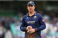 Simon Harmer of Essex during Surrey vs Essex Eagles, Vitality Blast T20 Cricket at the Kia Oval on 12th July 2018
