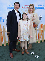 03 February 2018 - Los Angeles, California - Lou Diamond Phillips. &quot;Peter Rabbit&quot; Los Angeles Premiere held at The Grove. <br /> CAP/ADM/BT<br /> &copy;BT/ADM/Capital Pictures