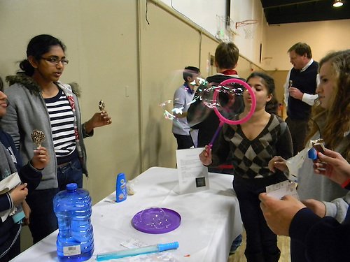 The Harker School - US - Upper School - WiStem Week for Harker US Science Department...Various activities occurred during the week...Photo by Anita Chetty