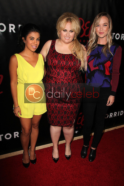Chrissie Fit, Rebel Wilson, Kelley Jakle<br />