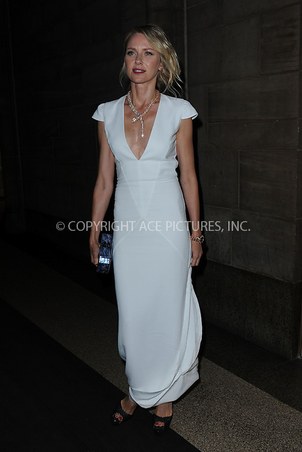 WWW.ACEPIXS.COM<br /> June 19, 2014 New York City<br /> <br /> Naomi Watts attends the Happy Hearts Fund 10 year anniversary tribute of the Indian Ocean tsunami tribute at Cipriani 42nd Street on June 19, 2014 in New York City. <br /> <br /> By Line: Kristin Callahan/ACE Pictures<br /> ACE Pictures, Inc.<br /> tel: 646 769 0430<br /> Email: info@acepixs.com<br /> www.acepixs.com