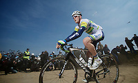 111th Paris-Roubaix 2013..Luke Durbridge (AUS)